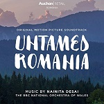 Nainita Desai: Untamed Romania - album cover