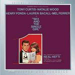 Neal Hefti: Sex and the Single Girl soundtrack CD cover