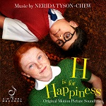 Nerida Tyson-Chew: H is for Happiness - film score album cover