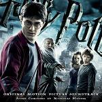 Nicholas Hooper: Harry potter and the Half-Blood Prince - soundtrack CD cover