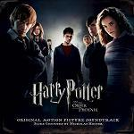 Nicholas Hooper: Harry potter and the Order of the Phoenix - soundtrack CD cover