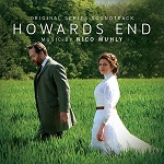 Nico Muhly: Howards End - TV score album cover