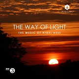 Nigel Hess: The Way of Light - album cover