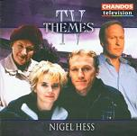 The TV Themes of Nigel Hess - soundtrack album CD cover