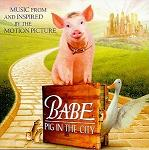 Nigel-Westlake - Babe: Pig in the City soundtrack album cover
