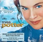 Nigel Westlake - Miss Potter soundtrack album cover