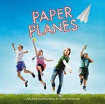Nigel Westlake: Paper Planes - film score soundtrack album cover