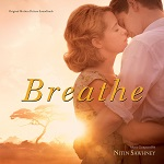 Nitin Sawhney: Breathe - film score album cover