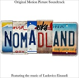 Ludovico Einaudi and other artists: Nomadland Soundtrack - album cover