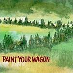 Paint Your Wagon - original film soundtrack CD cover