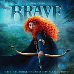 Patrick Doyle - Brave soundtrack CD cover