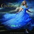 Patrick Doyle: Cinderella - film score soundtrack album cover