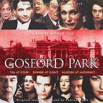 Patrick Doyle - Gosford Park soundtrack CD cover