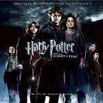 Patrick Doyle - Harry Potter and the Goblet of Fire soundtrack CD cover