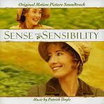 Patrick Doyle - Sense and Sensibility Soundtrack CD cover