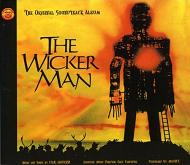 Paul Giovanni - The Wicker Man soundtrack (re-issue) album cover