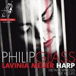 Philip Glass: Metamorphosis played by Lavinia Meijer (Harp) - album CD cover