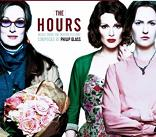 Philip Glass - The Hours soundtrack CD cover