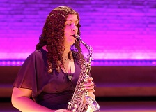 Polaris Duo: Sax - Gillian Blair