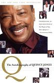 Q: The Autobiography of Quincy Jones: book cover