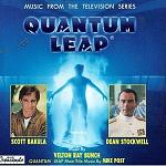 Music from Quantum Theme with theme by Mike Post - album CD cover