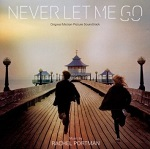 Rachel Portman: Never Let Me Go - film score album cover