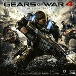 Ramin Djawadi: Gears of War 4 - soundtrack album cover