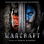 Ramin Djawadi: Warcraft - soundtrack album cover