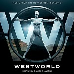 Ramin Djawadi: Westworld - soundtrack album cover
