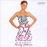 Randy Edelman: 27 Dresses - soundtrack CD cover