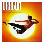 Randy Edelman - Dragon: The Bruce Lee Story - soundtrack CD cover