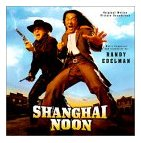 Randy Edelman - Shanghai Noon soundtrack CD cover