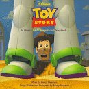 Randy Newman - Toy Story soundtrack CD cover