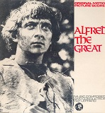 Raymond Leppard: Alfred The Great - film score album cover