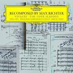 Recomposed by Max Richter: Vivaldi The Four Seasons - album CD cover