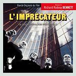Richard Rodney Bennett: L'Imprecateur (with Yared: Interdit aux moins de 13 ans) - CD cover
