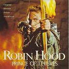 Robin Hood: Prince of Thieves CD cover
