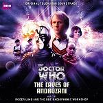 Roger Limb and the BBC Radiophonic Workshop - Doctor Who: The Caves of Andronzani - soundtrack CD cover