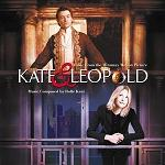 Rolfe Kent - Kate and Leopold soundtrack CD cover