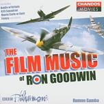 Ron Goodwin - The Film Music of Ron Goodwin soundtrack CD cover