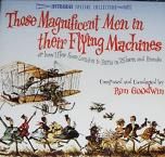 Ron Goodwin - Those Magnificent Men in their Flying Machines soundtrack CD cover