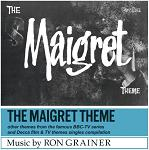 Ron Grainer & Others: The Maigret Theme and Other Themes - soundtrack CD cover