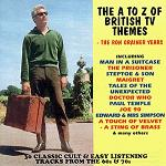 Ron Grainer: The A to Z of British TV Themes - The Gon Grainer Years - soundtrack CD cover