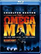 Ron Grainer: The Omega Man - bluray cover