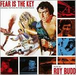 Roy Budd - Fear is the Key soundtrack CD cover