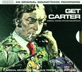 Roy Budd - Get Carter soundtrack CD cover