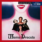 Roy Budd: Mama Dracula - soundtrack CD cover
