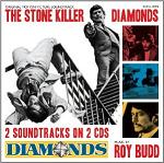Roy Budd - The Stone Killer and Diamonds soundtrack CD cover