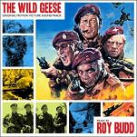 Roy Budd - The Wild Geese soundtrack CD cover