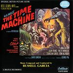 Russell Garcia: H. G. Wells' The Time Machine - sounctrack CD cover